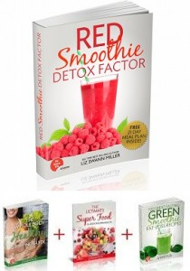 Liz Swann Miller's Red Smoothie Detox Factor