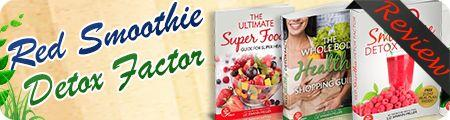 Red Smoothie Detox Factor book download
