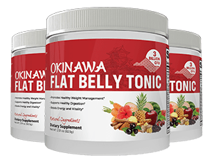 Okinawa Flat Belly Tonic Official Website